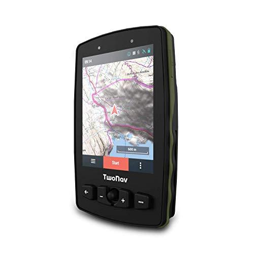 TwoNav - GPS Aventura 2 - Trekking Alpinisme/Joystick/Écran 3,7\