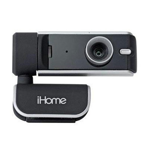 iHome MyLife Notebook Pro 720P 5.0 MP Webcam (IH-W357NB)