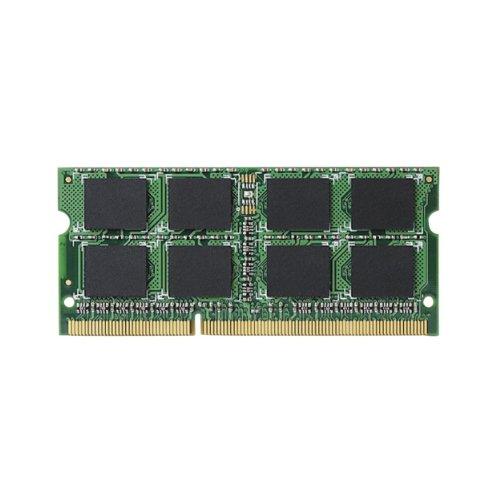 【2012年モデル】ELECOM ノートPC用増設メモリ DDR3-1600 PC3-12800 4GB EV1600-N4G/RO