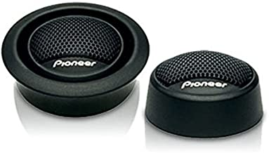 """Pioneer TS-T15 240W Peak 3/4"""" 4 ohms Flush and surface mounting capabilities Soft Dome Car Audio Stereo Speaker Tweeters photo"""