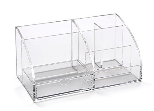 Osco AD01 - Organizador de despacho (acrilico), transparente