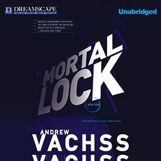 Mortal Lock audiobook cover art