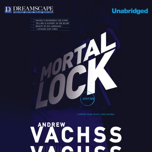 Mortal Lock audiobook cover art