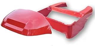Madjax OEM Red Club Car Precedent Rear Body Kit- Club Car Precedent 04-up