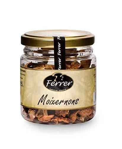 Ferrer - Moixernons - (Pilze: Marasmius oreades) Ganz dehydriert Wild - Ideal zur Verbesserung Ihrer Mahlzeiten - 15 Gramm
