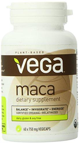 Vega Maca 750 mg Standard, 23 g