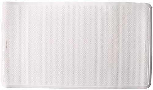 Rubbermaid 16x28 Large White Bath Mat