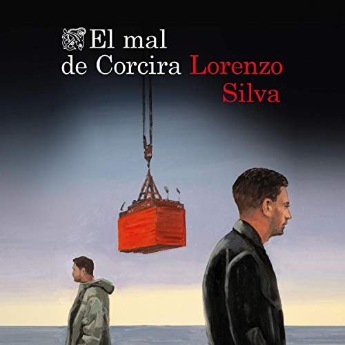 Diseño de la portada del título El mal de Corcira