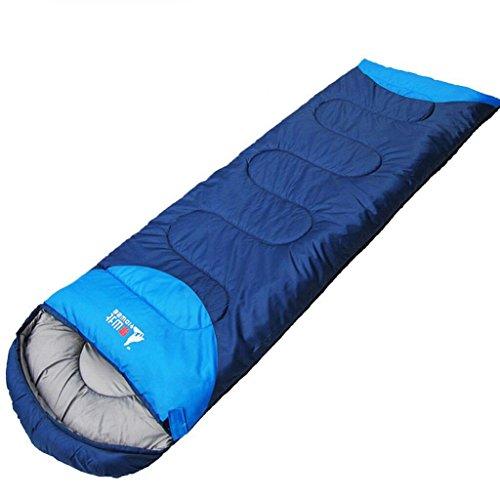 Camping Sacs de couchage Quatre saisons Général À l'extérieur Voyage Respirant Garder au chaud Coton Couple Peut être épissé connecté , 1 , 1.6kg