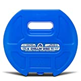 Arctic Ice Chillin' Disc High Performance Round Ice Pack for 5 Gallon Buckets and Round Coolers - Freezes at 28 Degrees