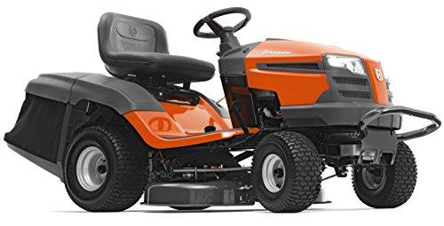 Husqvarna TC 142T ATV Rasenmäher Wassersäule mit Motor BICILINDRICO Briggs und Stratton-11.1kW–15.1hp