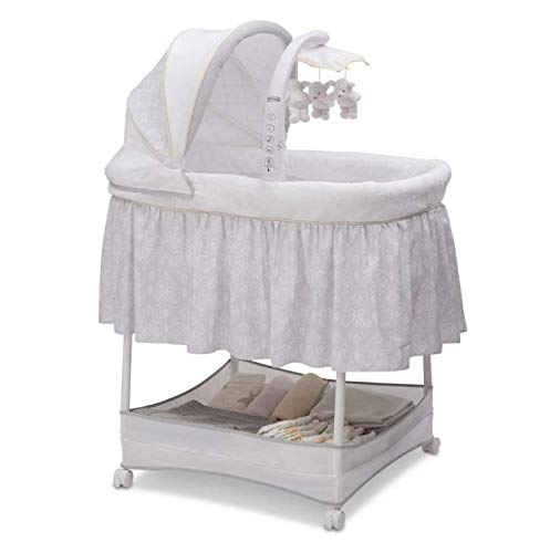 Best Prices! Baby Gliding Bassinet, Peacock