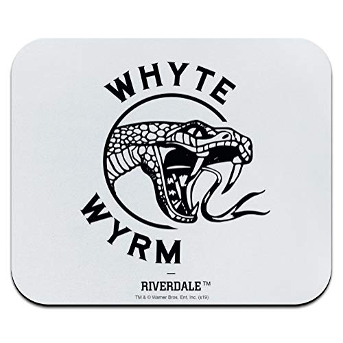 Riverdale The Whyte Wyrm Low Profile Thin Mouse Pad Mousepad