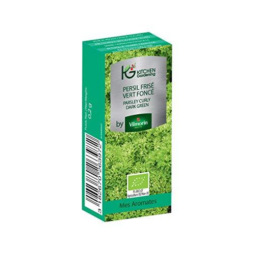 Vilmorin - Kitchen Gardening - Persil frisé vert foncé BIO