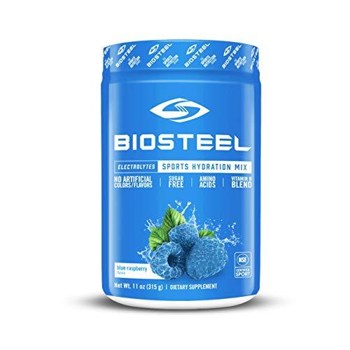 Biosteel Hydration Mix, Blue Raspberry, 315 g