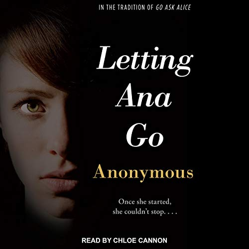 Letting Ana Go audiobook cover art