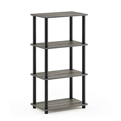 Grey Shelf Unit