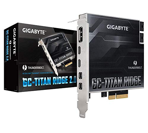 inexpensive thunderbolt 3 pcie cards in budget