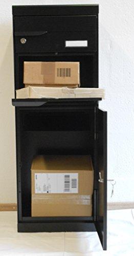 Etna 771 schwarz mit Montageset