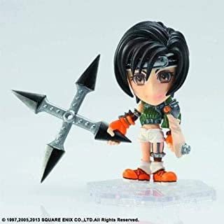 Square Enix Yuffie Final Fantasy VII Trading Arts Kai Action Figure