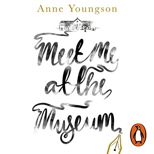 Meet Me at the Museum audiobook cover art