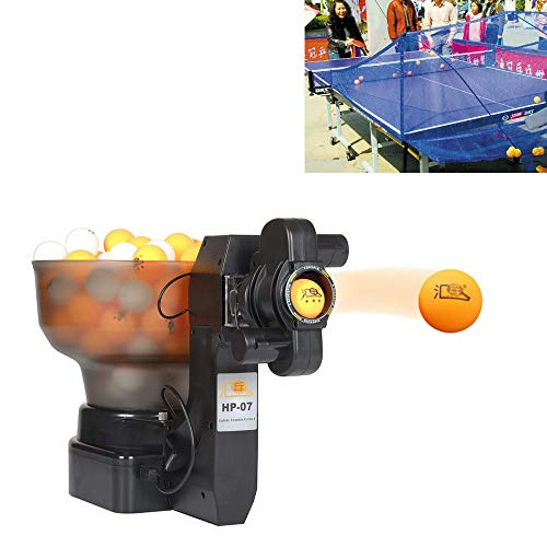 WINUS 36W HP-07 Ping Pong/Table Tennis Robots Automatic Ball Machine for Training US Stock