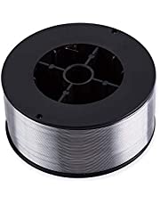 Vuldraad 1 rol x 0,8 mm 1 kg 10 cm - (NoGas MIG MAG lazen)