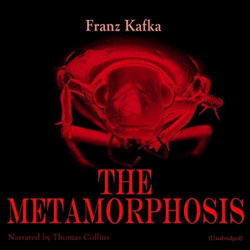 The Metamorphosis audiobook cover art
