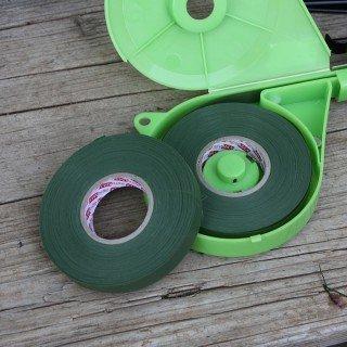 Kunststoffband für die Bindezange HTB/HTB-NL und HT-R von MAX - 10 Rollen - grün
