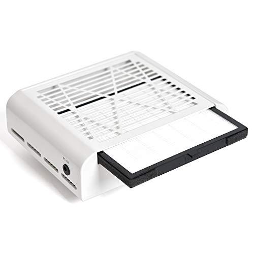 KADS ネイルダスト集塵機 ネイルダストコレクター サロンサクションダストコレクター ネイルダストクリーナー ジェルネイル機器 ネイルケア用