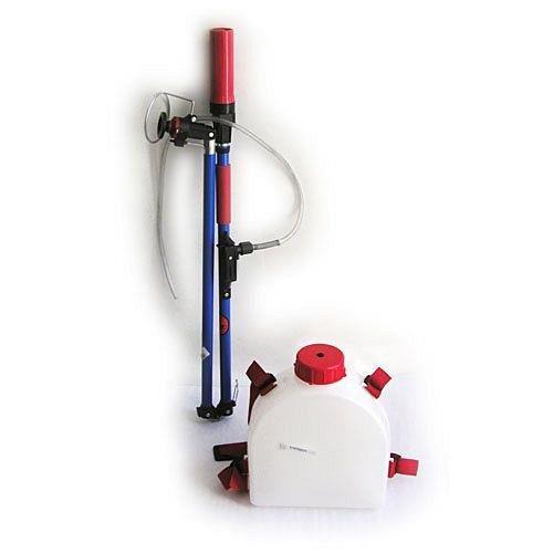Pulverizador Pilas+Mochila+Bol. Micro-Plex