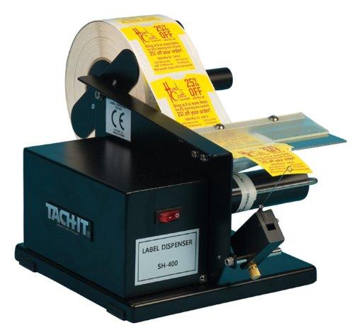 "Polar Tech 1342 Automatic Pressure Sensitive Label Dispenser, 12"" Length x 10-1/2"" Width x 10"" Height"