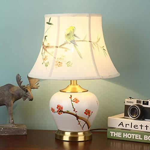 AI LI WEI mooie tafellamp, keramiek, Chinese stijl, tafellamp, creatief, romantische tafel 2