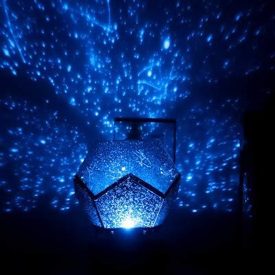 XGLL Proyector Estrella USB Dodecaedro Recargable DIY Universo De ...