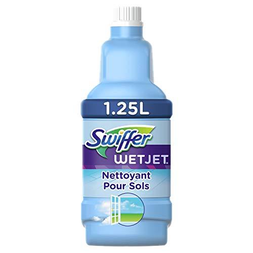 Swiffer WetJet Solution Nettoyante Pour Balai Spray 1,25 L