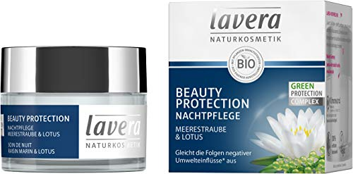 Lavera Beauty Protection Nachtpflege, 50 ml