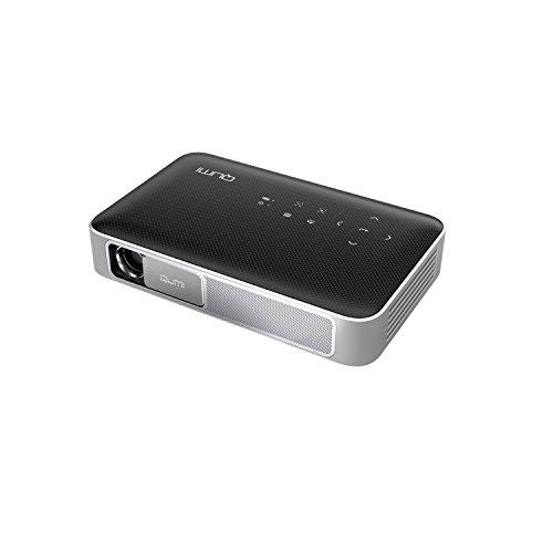 Vivitek Q38-BK Ultra-Portable Full HD Smart Projector Black