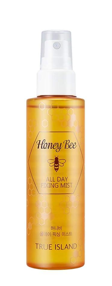 [TRUE ISLAND] Honey Bee All Day Fixing Mist 80ml (2.70fl. oz.)
