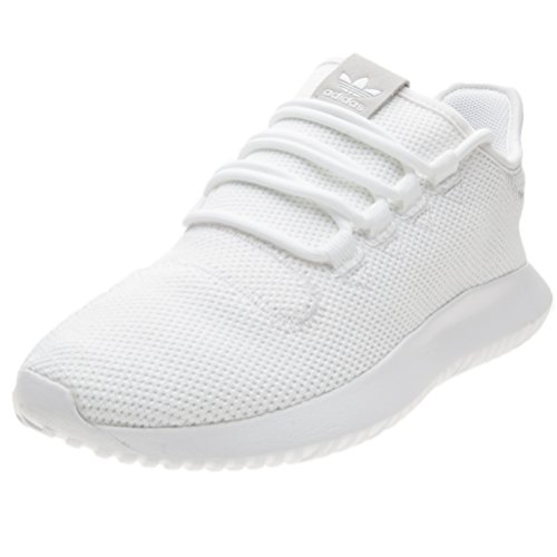 Adidas Unisex Kinder Tubular Shadow Sneaker, Weiß, 40 EU