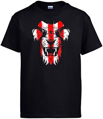 Camiseta Athletic león Cara Colores Bilbao