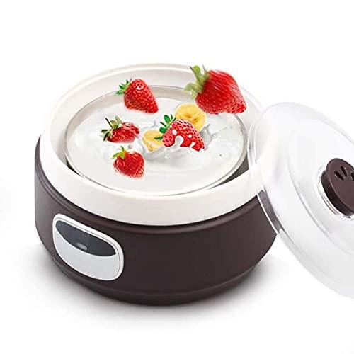 LINQ Máquina de Yogurt - Máquina automática de Yogurt Home Multifunción Yogurt Vino de arroz Natto Máquina de levadura Máquina de Yogurt Intelligent Fermentación