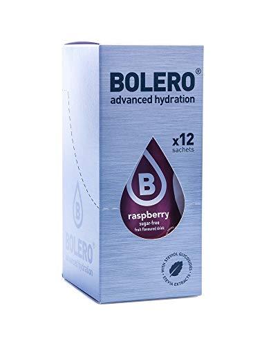 Bolero Drink - Himbeere mit Stevia (12er Pack)