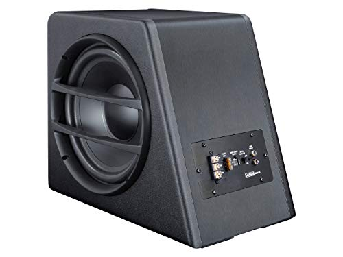 Axton AXB25A - AXTON Compact Subwoofer 25cm mit Amplifier