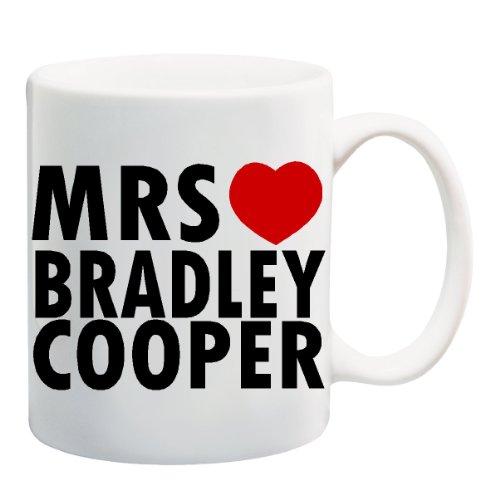 MRS BRADLEY COOPER Mug Cup - 11 ounces