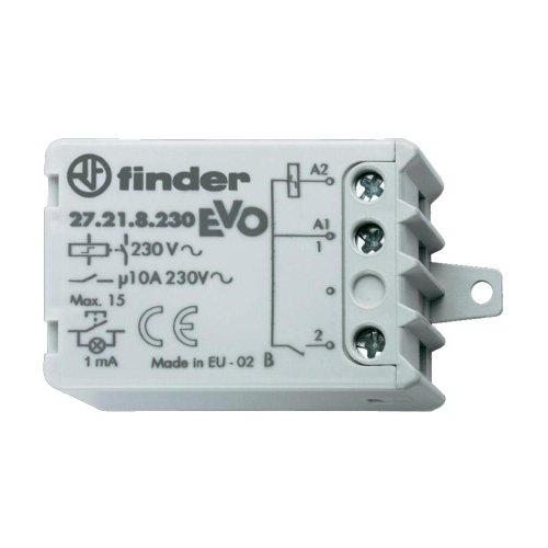 Finder serie 27 - Telerruptor serie 27 1na 230v corriente al