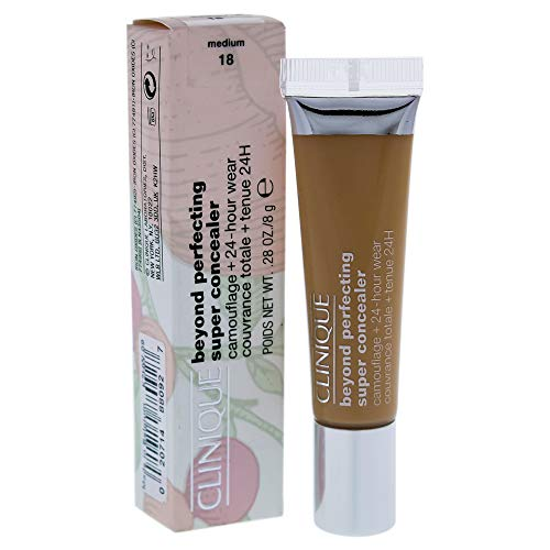 Clinique Beyond Perfecting Super Concealer Camouflage + 24-Hour Wear n ° 18 Medium