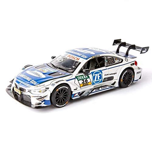 BMW M4 DTM 2017 1:43 Die Cast Modellauto Auto Spielzeug Model Sammlung