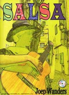 Salsa - arrangiert für Gitarre - mit CD [Noten / Sheetmusic] Komponist: Wanders Joep