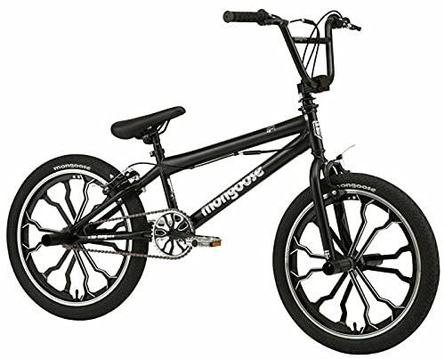 Mongoose 20' Rebel Freestyle Boys' BMX Bike (Rebel)
