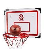 MHCYKJ Mini Canasta Baloncesto Habitacion Juego De Aro Puerta para Niños Bola Bomba Jugar Al Aire Libre En El Interior Exterior